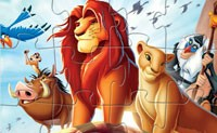 The Lion King Jigsaw
