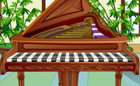 Cartoon Piano