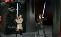 Jedi Vs Jedi Blades Of Light
